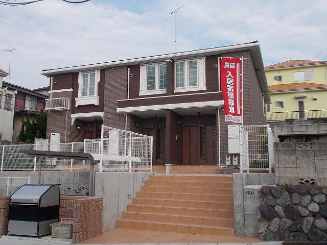 Pulito湘南|藤沢市藤が岡3丁目の賃貸アパート
