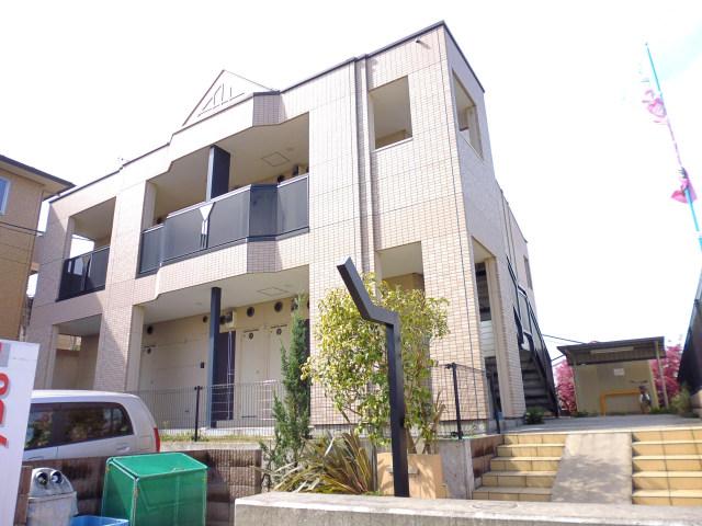 サニーヒル 藤沢市柄沢の賃貸アパート