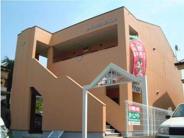 グラツィア・デルソーレ |藤沢市弥勒寺1丁目の賃貸アパート