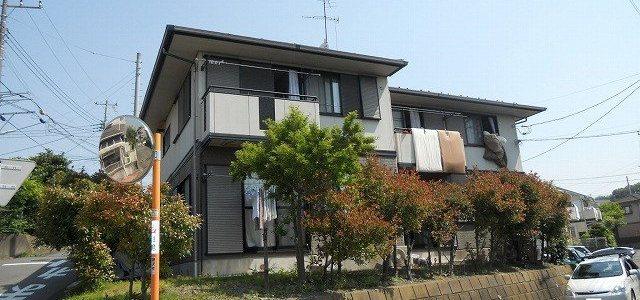 コーポ沼上J|藤沢市高谷の賃貸アパート