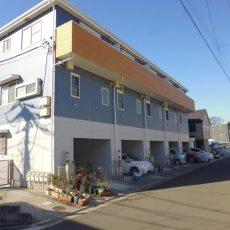 テラスフジケン|藤沢市渡内5丁目の賃貸テラスハウス