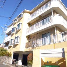 ジョーマリーハイツⅡ|藤沢市大鋸1丁目の賃貸マンション