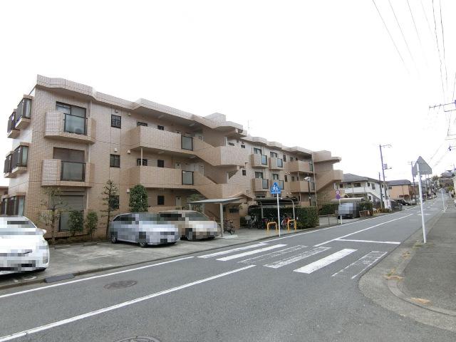 サニーヒルズ|藤沢市大鋸の賃貸マンション