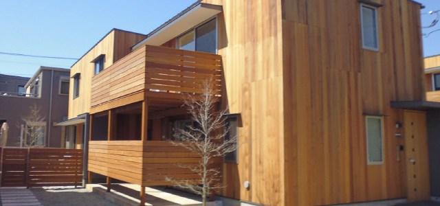 ハナミズキF棟|藤沢市弥勒寺2丁目の賃貸テラスハウス