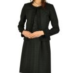 50代ファッション【これは使える!ユニクロのワンピースとジャケットで2018年版、卒業式・入学式】