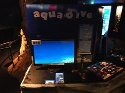 新江ノ島水族館で深海体験