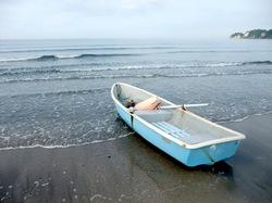 上ノ山ボート@材木座:手漕ぎボートで湘南・鎌倉のキス釣り