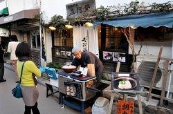 左阿彌(さあみ)@鎌倉小町通り:人気の食べ歩きスイーツ的ごま豆腐