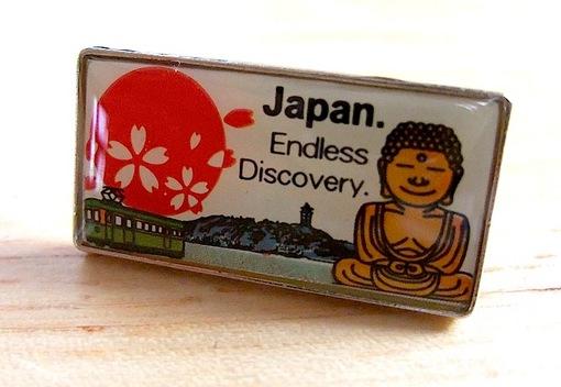 湘南&鎌倉好き必携「鎌倉・藤沢ピンバッチ」を観光案内所でゲット