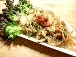 藤沢韓国料理Korean Kitchen TEJI-TEJI(テジテジ)のチャプチェ