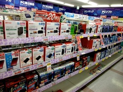 コジマ電気NEW藤沢店@石川閉店売り尽くしセール