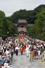 湘南・鎌倉の神輿や盆踊りなど夏祭りピックアップ2014年鶴岡八幡宮例大祭