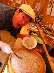 江ノ島まんぷく屋十大のしらす食べ放題