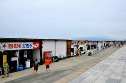 江ノ島片瀬海岸西浜海水浴場