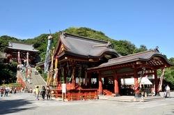 鎌倉鶴岡八幡宮の七夕祭り