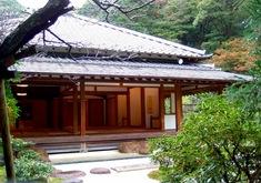 鎌倉の紅葉スポット浄妙寺の茶室喜泉庵
