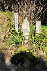 鎌倉甲陽スポット海蔵寺の底脱の井戸