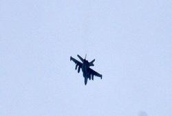 厚木航空基地からの航空機騒音F/A-18