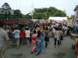 湘南・鎌倉の夏祭り(夏まつり)情報2013年。白旗まつり