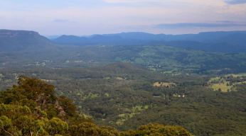 Hargreaves Lookout