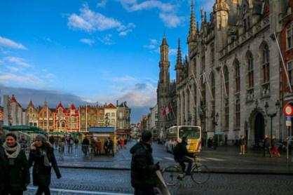 Central Brugge