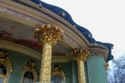 Schloß Sanssouci Gardens Chinese House