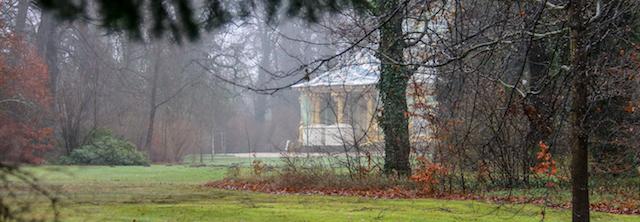 Schloss Sanssouci Gardens