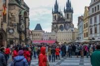 Staroměstské náměstí (Old Town Square)