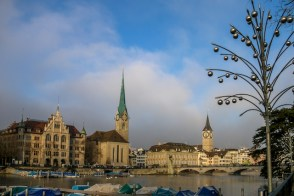 Out and about in Zürich