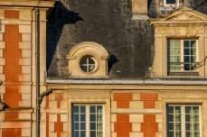 Place des Vosges Windows