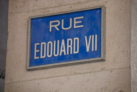 Rue Édouard VII