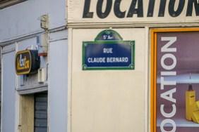 Rue Claude Bernard