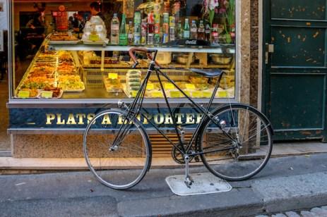Bike - Rue Mouffetard
