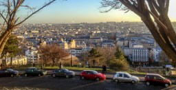 Views from the Sacré-Cœur
