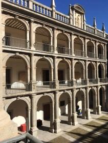 Rectorado de la Universidad de Alcala