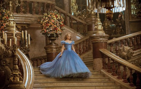 Image result for cinderella 2015 ball gown