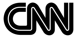 cnn black logo