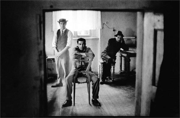 Master Profiles: Josef Koudelka - Shooter Files by f.d. walker