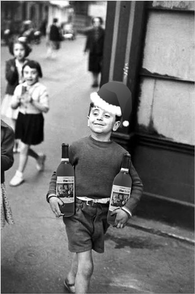 7 Famous Street Photography Photos To Wish You A Merry Christmas Shooter Files By Fd Walker