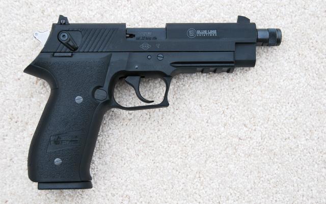 Swiss Arms SA22