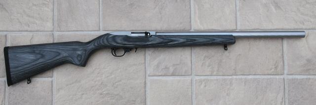 Ruger 10 -22 Target