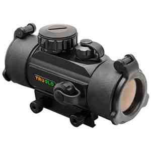 TRUGLO RED DOT BLK