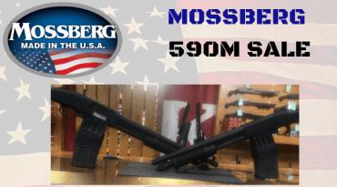MOSSBERG 590M SALE