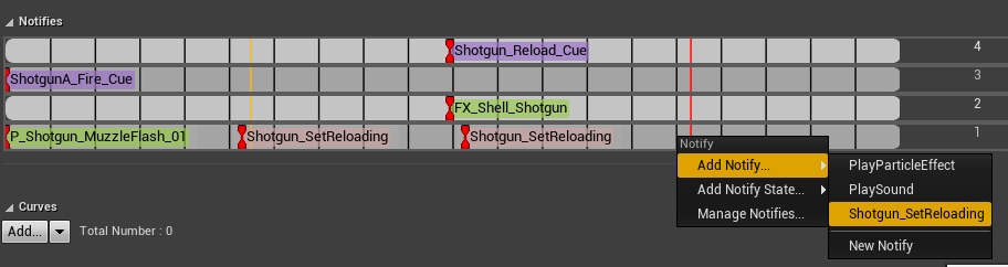 Creating shotgun shooter tutorial the first one should be true and next false it means that it will finish reloading in place where animation malvernweather Image collections