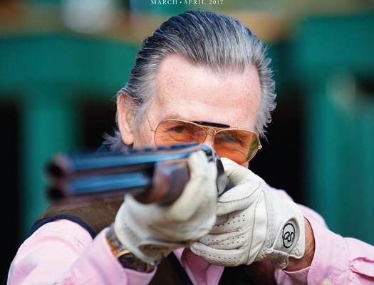 Shooting Sportsman Magazine - March/April 2017 cover