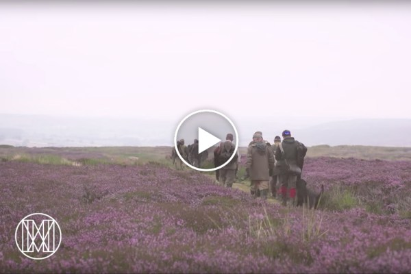 Grouse Shooting Video