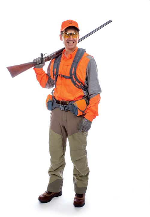 Wingshooting Clothing