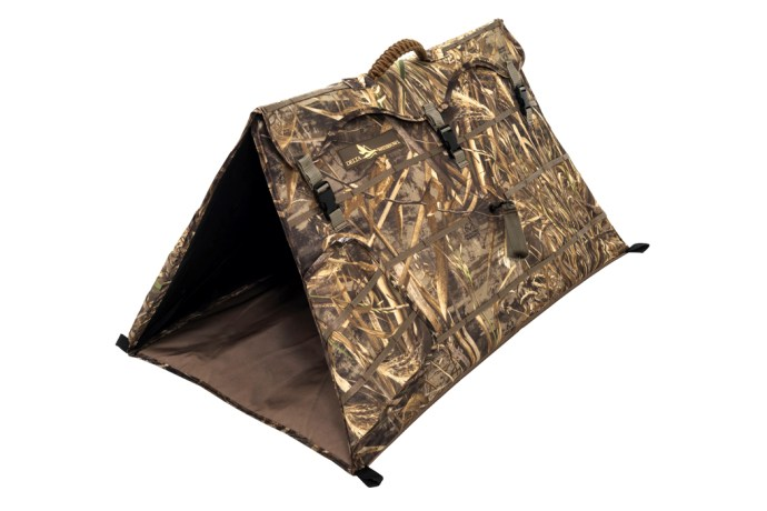 Delta Waterfowl Alpha Dog Blind