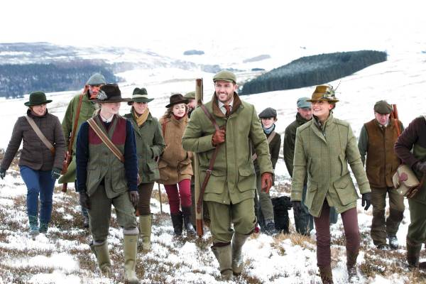 James Purdey & Sons Autumn/Winter 2018