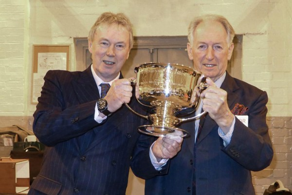 Donald Dallas Awarded President's Cup